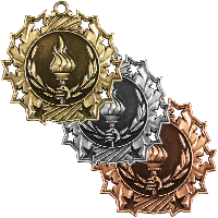 Ten Star Medals