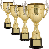 200 Series Plastic Trophy Cups