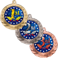 3D Motion Series Medals