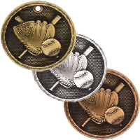 3D Relief Series Medals