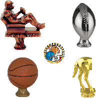 Fantasy Sports Trophy Parts