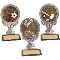 Large All Star Resin Awards