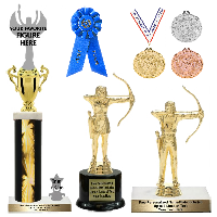 Archery Trophies and Awards