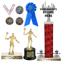 Badminton Trophies and Awards