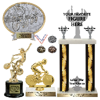 Bicycle Trophies and Awards