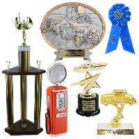 Car Show Trophies and Awards
