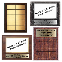 Personalized Plaques Complete