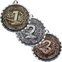 Diamond Cut Medals