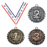 Fishing Medals