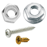 Hexnuts and Screws