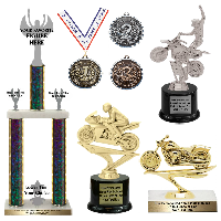 Motorcycle Trophies and Awards
