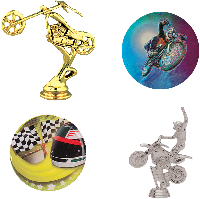 Motorcycle Trophy Parts