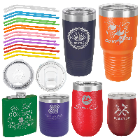 Tumblers Drinkware and Accessories