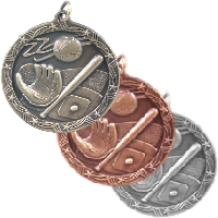 Shooting Star Medals Large