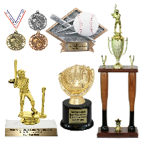 T-Ball Trophies and Awards