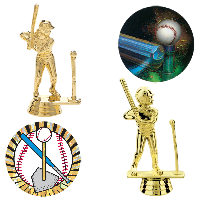 T-Ball Trophy Parts