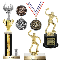 Table Tennis Trophies and Awards