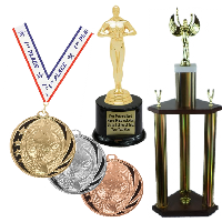Victory Trophies and Awards