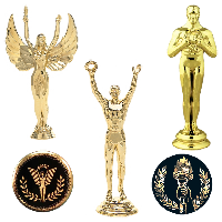 Victory Trophy Parts