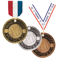 Volleyball Medals