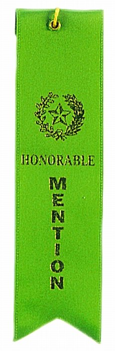 2015 Eco-Hero Award Winners Eco-Hero Award Winners ...   Honorable Mention Trophy