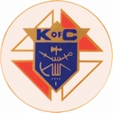 "KNIGHTS OF COLUMBUS 2"" Mylar Insert"