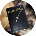 "2"" BIBLE Photo Mylar"