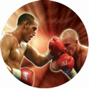 "2"" BOXING Photo Mylar"