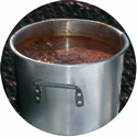 "2"" Chili Pot Photo Trophy Insert"