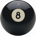 "2"" 8-ball Photo Trophy Insert"