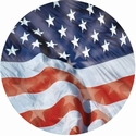 "2"" FLAG Photo Mylar Insert"
