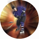 "2"" HOCKEY Photo Mylar"