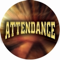 "2"" Attendance Photo Trophy Insert"