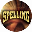 "2"" Spelling Photo Trophy Insert"
