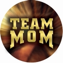 "2"" Team Mom Photo Trophy Insert"