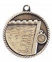 High Relief SWIMMING Medal