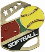 Softball Cobra Kickstand Gold Medal