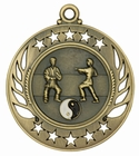 Galaxy Martial Arts Medal