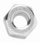 "Threaded Hexnut 1/4"" x 20TPI"