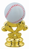 "2-5/8"" Color Baseball Trophy Trim Piece"