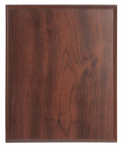 4 1 4 x 6 cherry finish plaque blank plaque blanks from. Black Bedroom Furniture Sets. Home Design Ideas