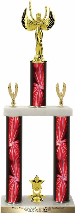 Double Column Trophy Kit 22DBL