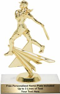 "6 3/4"" Female Batter Star Series Trophy Kit"
