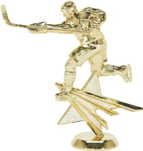 "6"" Hockey Star Series Trophy Figure"