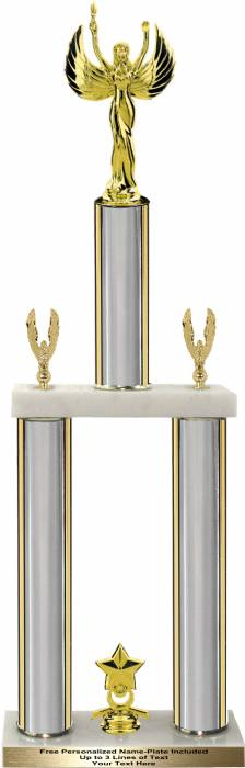 Double Column Trophy Kit 27DBL
