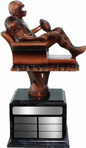 "12 3/4"" Large Fantasy Football Resin Trophy Kit"