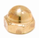 Gold Trophy Cap Nut