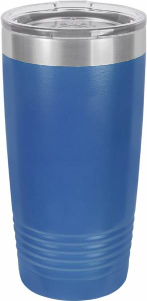 Royal Blue 20oz Polar Camel Vacuum Insulated Tumbler