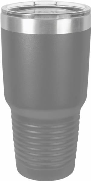 Dark Gray 30oz Polar Camel Vacuum Insulated Tumbler