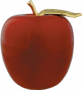"Red 3.5"" Apple Trophy Figure"